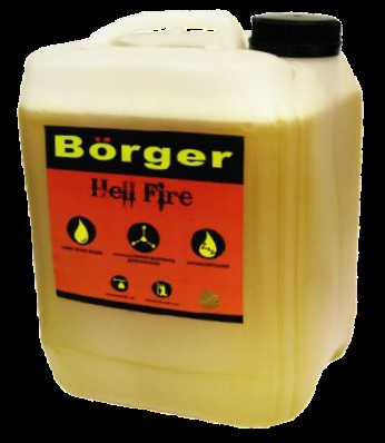 Borger Hell Fire