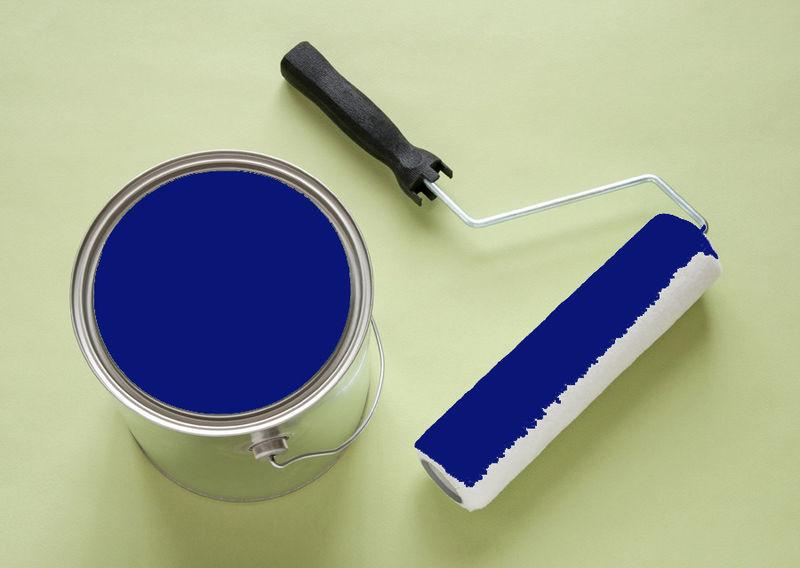 Краска сигнальная светоотражающая VESTA Луч-С синяя цена