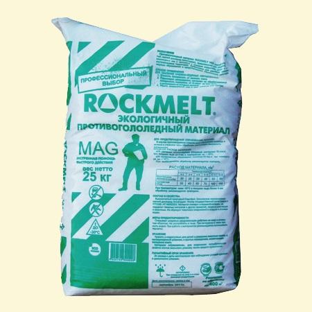 Противогололедное средство ROCKMELT MAG (047002) цена