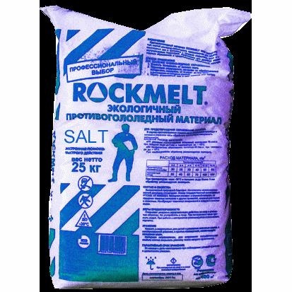 Противогололедный реагент ПГМ Rockmelt Salt цена