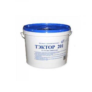 Двухкомпонентная мастика ТЭКТОР 201 цена