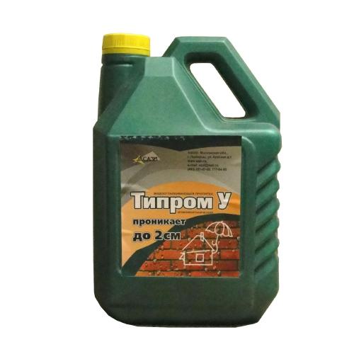 Гидрофобизатор ТИПРОМ У (без запаха) цена
