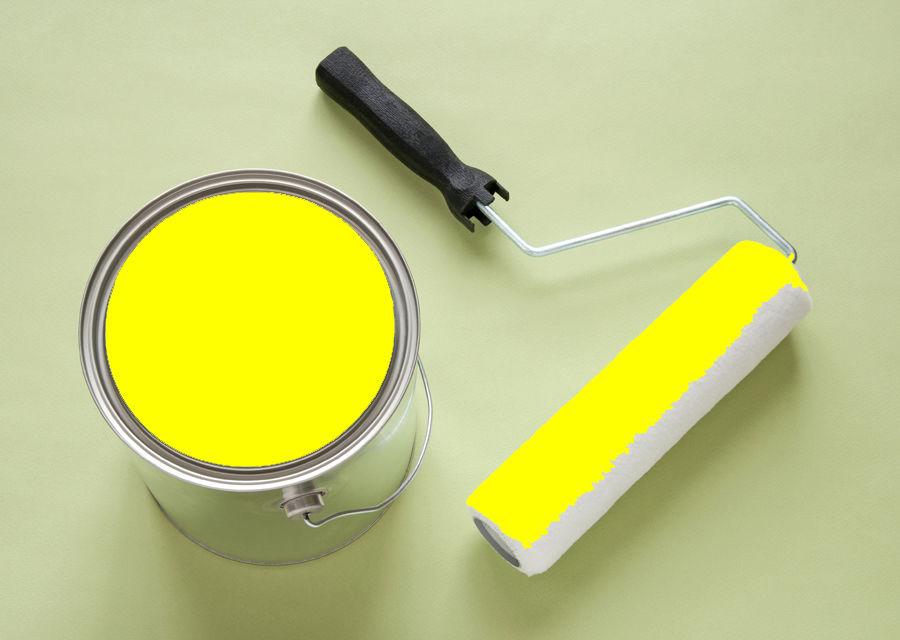 Краска сигнальная светоотражающая VESTA Луч-Ф желтая цена
